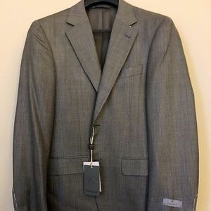 Canali Silk/Wool Sport Coat NWT Unaltered Size 40R